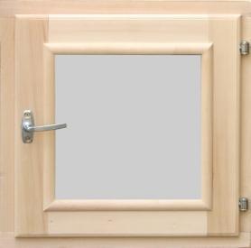 Окна, форточки для бани